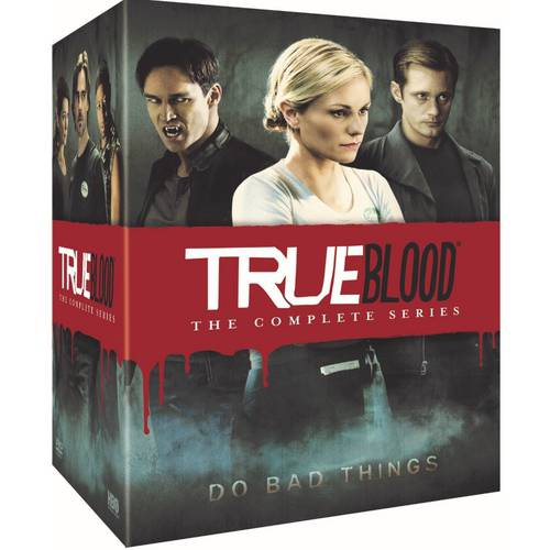 TRUE BLOOD-COMPLETE SERIES (DVD/7 SEASONS/34 DISC) (DVD)