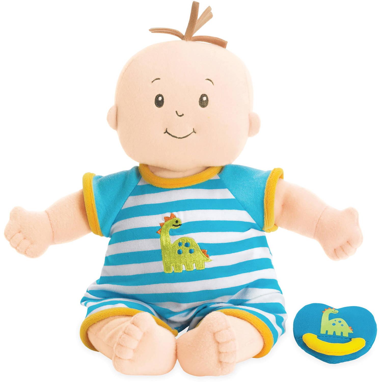 "Manhattan Toy Baby Stella, Boy 15"" Baby Doll"