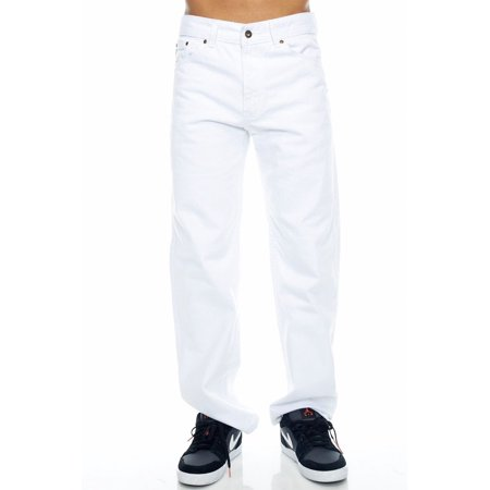 Mens Sexy Hippie Classic Standard Cowboy Wear Flat Fitting Jeans FREE SHIPPING](Diy Hippie Clothes)