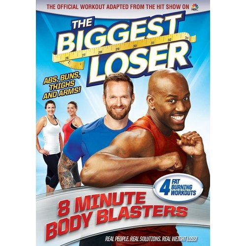 The Biggest Loser: 8 Minute Body Blasters (Widescreen)