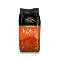 Hawaiian Gold Kona Coffee Morning Blend Ground Coffee, 10 oz