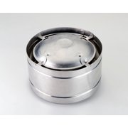 "Metalbest 3RV-HWT Galvanized Rv 3"" Type B Gas Vent Hi-Wi"
