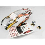 Traxxas 3717 - Rustler Body, ProGraphix, Decals