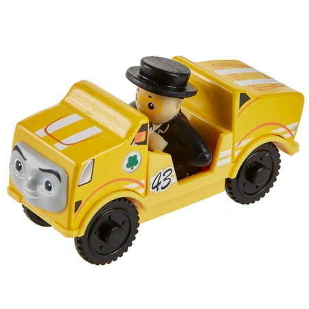 Thomas & Friends Wood Ace the Racer Wooden Racecar Vehicle