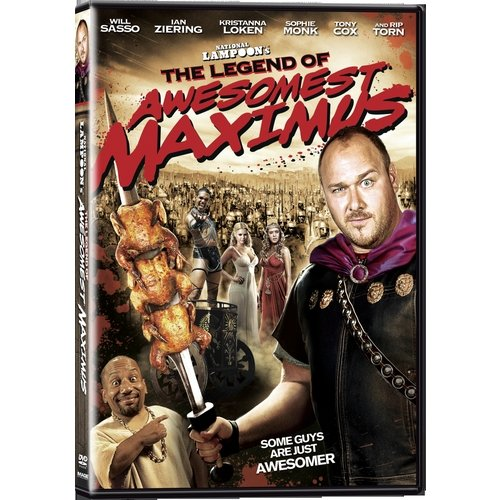 National Lampoon's The Legend Of Awesomest Maximus (Blu-ray) (Widescreen)