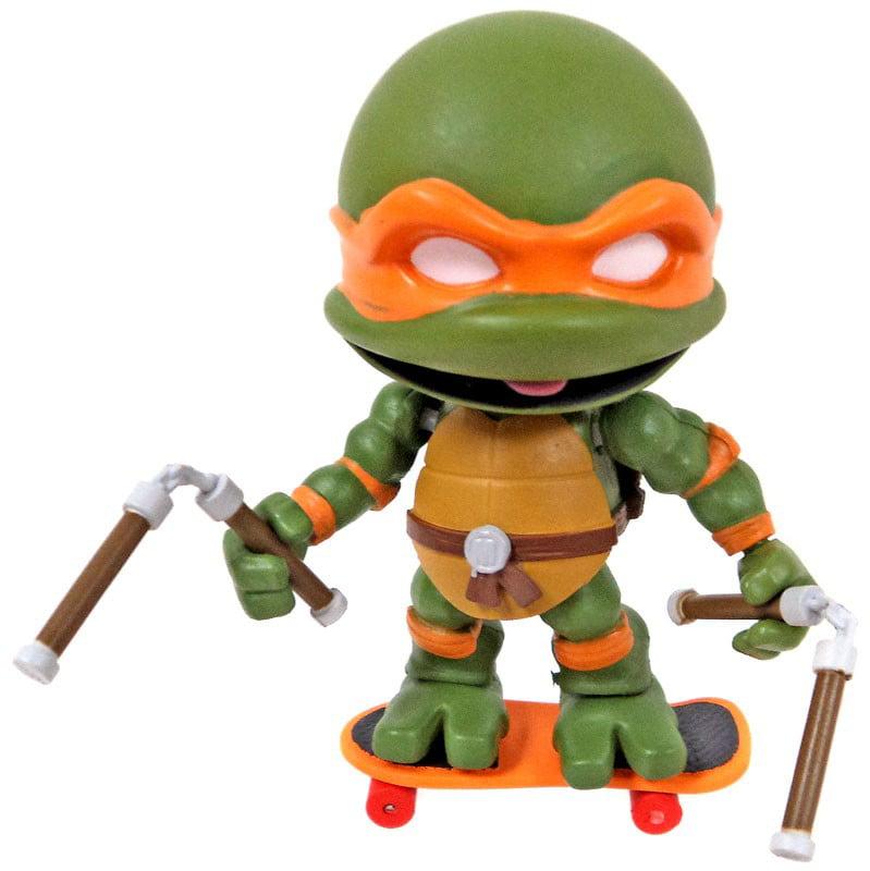 Teenage Mutant Ninja Turtles Wave 2 Michelangelo Vinyl Mini Figure [No Packaging]
