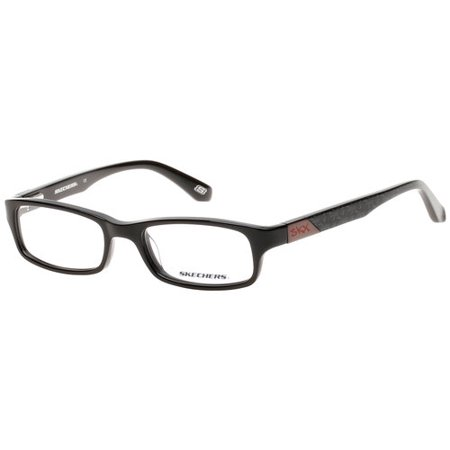 Skechers Boy's Eyeglass Frames, Black