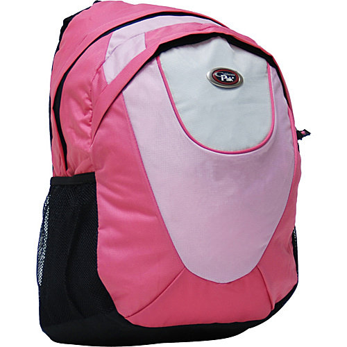 "CalPak S Curve 18"" backpack."