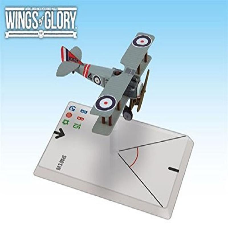 Ares Games Srl WGF113C Wg Wwi Spad S 7 With 23 Squadron