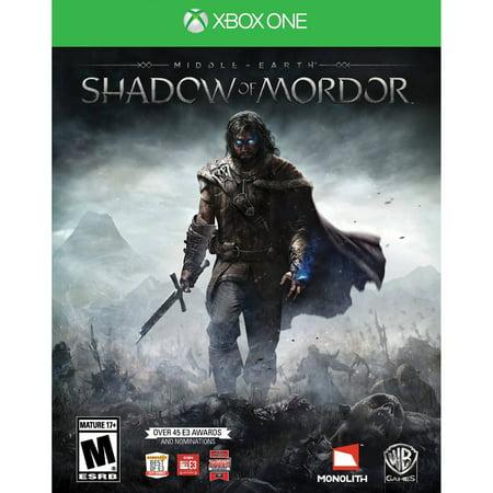 Warner Bros. Middle Earth: Shadow of Mordor (Xbox (Middle Earth Shadow Of Mordor Xbox 360 Review)