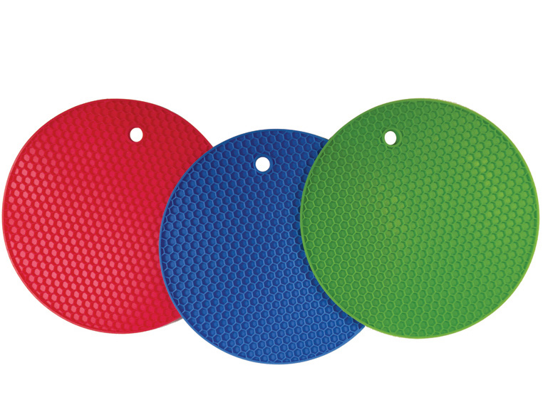 Better Kitchen Products, 3 Pack, Large Silicone Pot