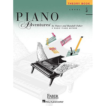Level 5 - Theory Book : Piano Adventures (Five Finger Piano Book)