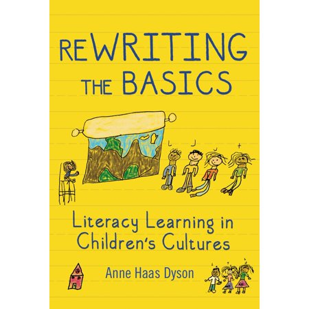 ReWRITING the Basics - eBook What are the real basics of writing, how should they be taught, and what do they look like in childrens worlds? In her new book, Anne Haas Dyson shows how highly scripted writing curricula and regimented class routines work against young childrens natural social learning processes. Readers will have a front-row seat in Mrs. Bees kindergarten and Mrs. Kays 1st-grade class, where these dedicated teachers taught writing basics in schools serving predominately low-income children of color. The children, it turns out, had their own expectations for one anothers actions during writing time. Driven by desires for companionship and meaning, they used available linguistic and multimodal resources to construct their shared lives. In so doing, they stretch, enrich, and ultimately transform our own understandings of the basics.ReWRITING the Basics goes beyond critiquing traditional writing basics to place them in the linguistic diversity and multimodal texts of childrens everyday worlds. This engaging work:Illustrates how scripted, uniform curricula can reduce the resources of so-called at-risk children.Provides insight into how children may situate writing within the relational ethics and social structures of childhood cultures.Offers guiding principles for creating a program that will expand childrens possibilities in ways that are compatible with human sociability.Includes examples of childrens writing, reflections on research methods, and demographic tables.Dysons ethnographies offer new ways of thinking about writing time and remind us of the importance of play, talk, and social relationships in childrens literacy learning. If every literacy researcher could write like Dyson, teachers would want to read about research! If policymakers took her insights on board, classrooms might become more respectful and enjoyable spaces for literacy teaching and learning that soar way above the basics.**Barbara Comber**, Queensland University of Technology, Australia