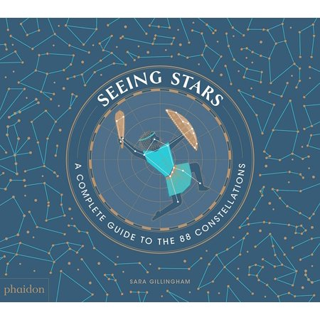 Omega Constellation Star (Seeing Stars: A Complete Guide to the 88 Constellations)