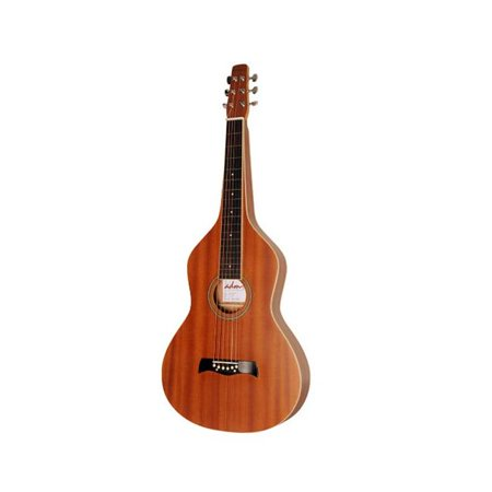 ADM JW331 Acoustic Weissenborn Style Lap Steel Guitar