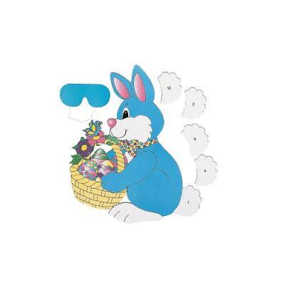 Pin The Tail On The Bunny - IN-12/1388 Pin the Tail on the Bunny Game 1 Set(s) 2PK