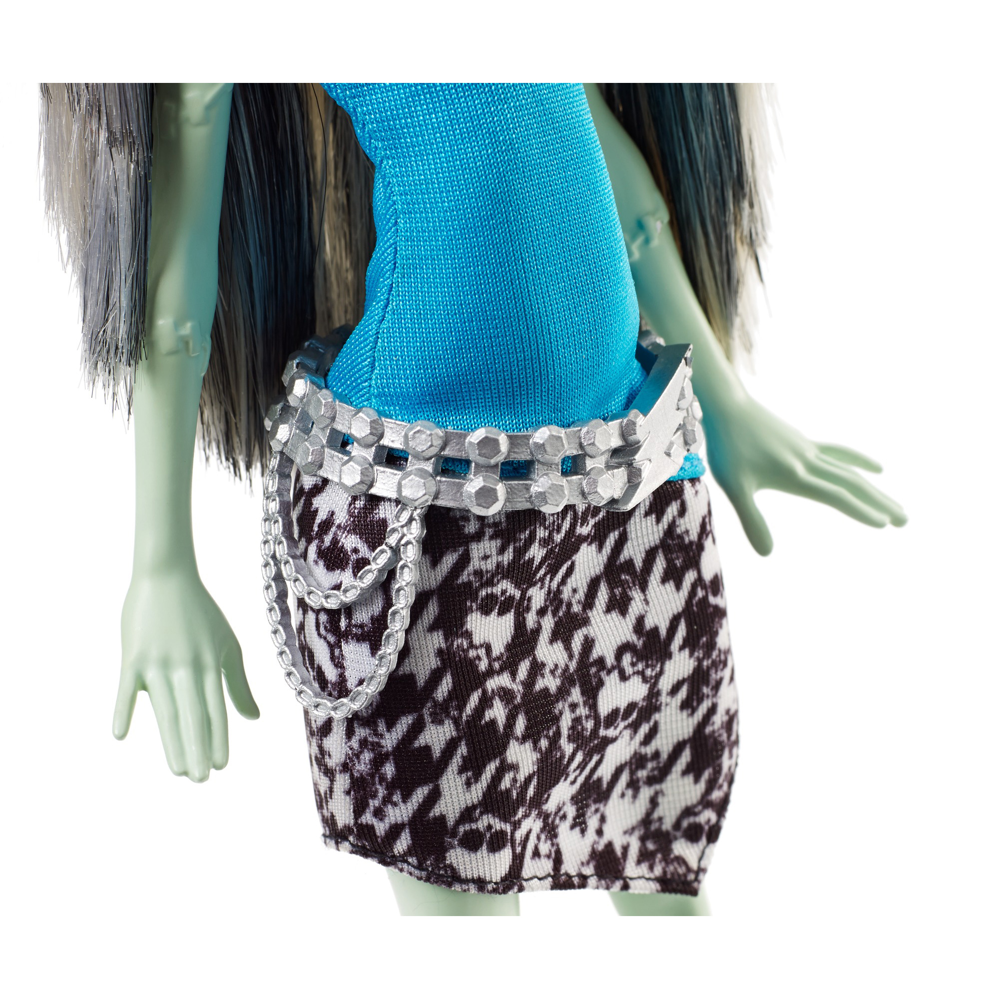 Monster High Designer Booo Tique Frankie Stein Doll And Fashions Walmart Com Walmart Com