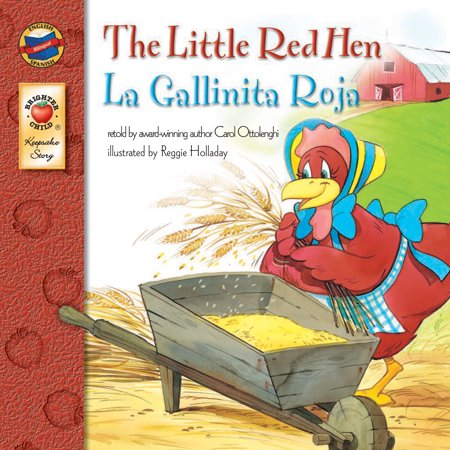 The Little Red Hen, Grades PK - 3 : La Gallinita Roja](Halloween Centers Grade 3)
