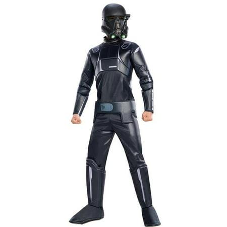 Morris Costumes RU630300SM Death Trooper Child Costume, Small
