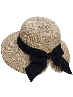 a349a277fde29 Product Image Floppy Hat Women s UPF 50+ Foldable Packable Straw Sun Beach  Hat