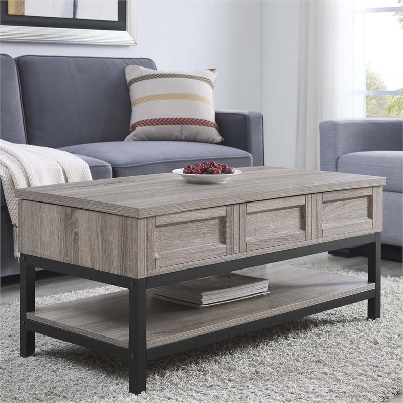 Super Ameriwood Home Barrett Lift Up Coffee Table Deals Coupons Reviews Bralicious Painted Fabric Chair Ideas Braliciousco
