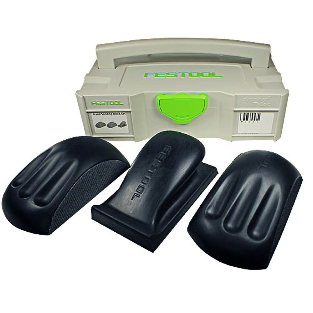 Festool M0107 Hand Sanding Block Set