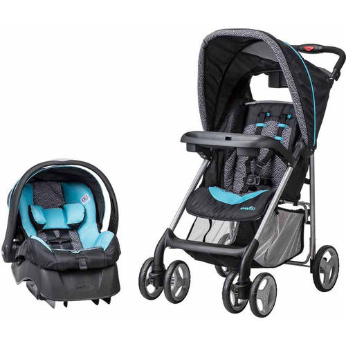 Evenflo JourneyLite Travel System, Koi