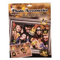 30th Birthday Photo Booth Accessories
