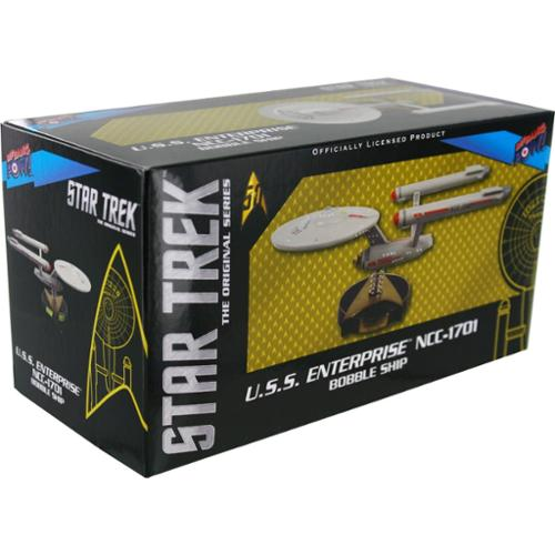 Star Trek U.S.S. Enterprise NCC-1701 Bobble Ship