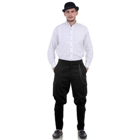 The Pirate Dressing C1376 Airship Pants 2, Black - Extra Large - image 1 of 1
