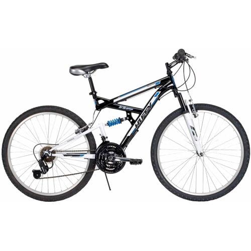 "26"" Huffy Rock Creek Men's Mountain Bike, Black"