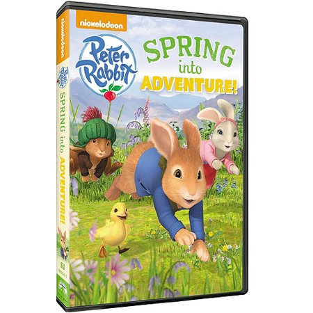 Peter Rabbit  Spring Into Adventure  Essentially Spring Collection   Widescreen