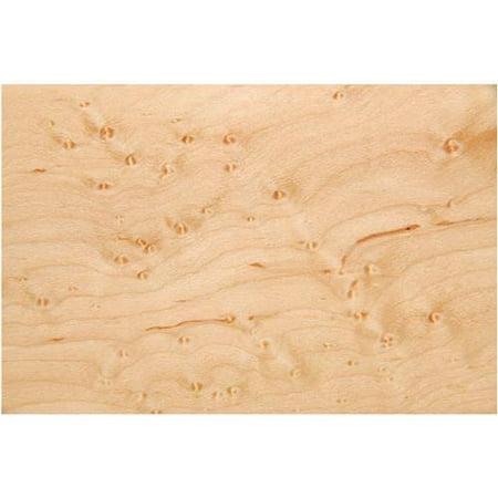 Sauers 878084000700 Sequenced Matched Birdseye Maple Veneer, 8 sq. ft. ()