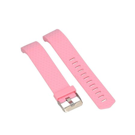 Classic Replacement Band for Fitbit Charge 2 - Light Pink