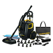 Best Jewelry Steam Cleaners - McCulloch Deluxe Canister Deep Clean Multi-Floor Steam Cleaner Review