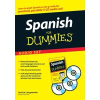 For Dummies: Spanish for Dummies Audio Set (Other)