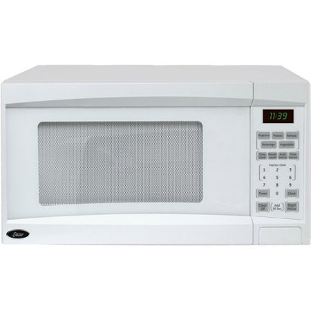 Oster 11 cu ft digital microwave oven with turntable white oster 11 cu ft digital microwave oven with turntable white sciox Images