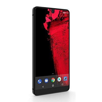 Essential Phone 128 Gb Unlocked With Full Display  Dual Camera Black Moon