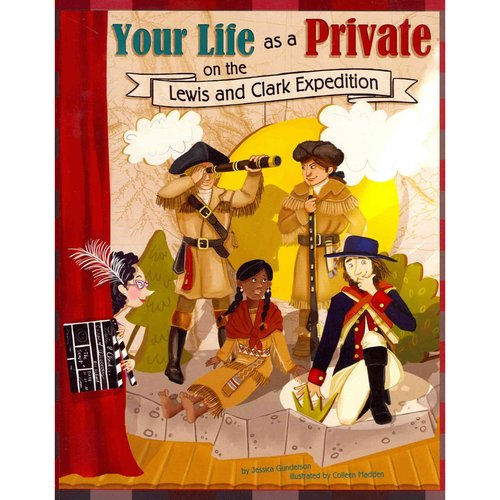 Your Life As a Private on the Lewis and Clark Expedition