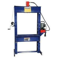 HEIN-WERNER HW93404 Hydraulic Press,55 t,Electric Pump