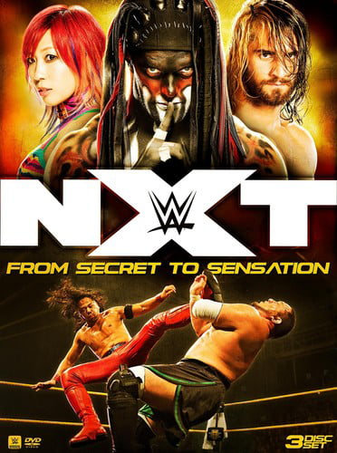 WWE: NXT From Secret To Sensation by WARNER HOME VIDEO