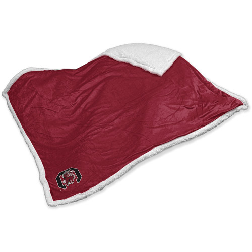Logo Chair NCAA South Carolina Sherpa Blanket