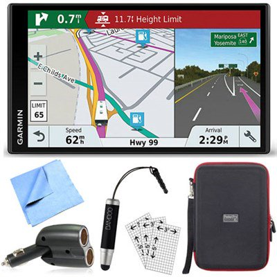 Garmin RV 770 NA LMT-S RV Dedicated GPS Navigator