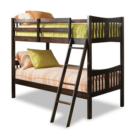 Storkcraft Caribou Twin Over Twin Bunk Bed