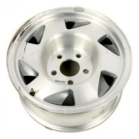 1994-1997 OEM Single GMC Chevrolet Blazer Jimmy Sonoma Wheel 15x7 5 Lug (Chevrolet Blazer Carriage)