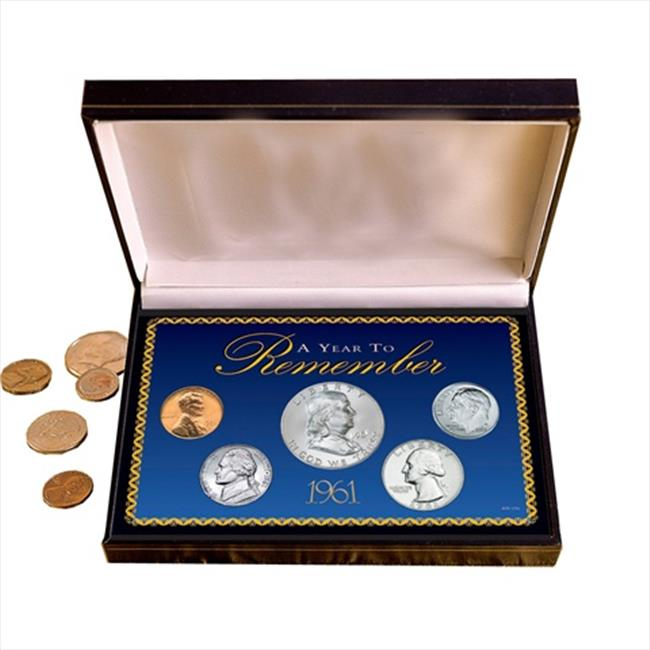 American Coin Treasures 7424 Year To Remember Coin Box Set 1934-1964