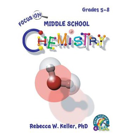 Focus on Middle School Chemistry Student Textbook (Hardcover)