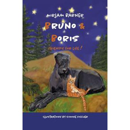 Bruno & Boris Friends for life - eBook