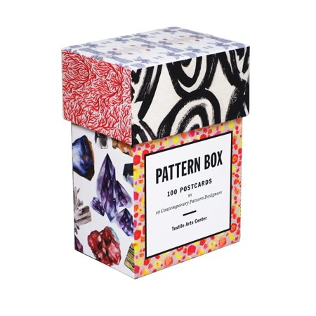Pattern Box: 100 Postcards by Ten Contemporary Pattern Designers (Other)