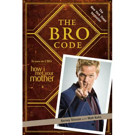 The Bro Code - Harris Neil